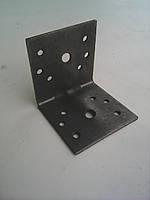 Уголок крепежный 50*50*50(2,0) с ребром жесткости