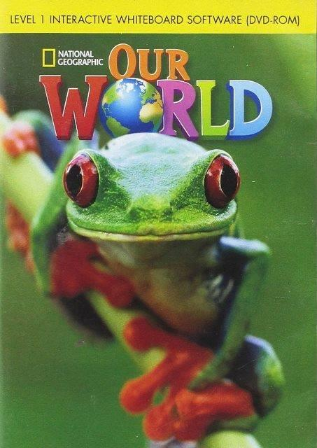 Our World 1 Interactive Whiteboard DVD-ROM