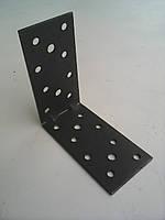 Уголок крепежный 80*80*40(2,0) с ребром жесткости