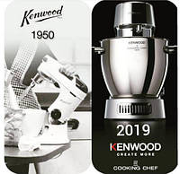 Kenwood Cooking Chef KCC9040S, KCC9060S