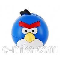 Плеер мини MP3 Angry Birds от microSD