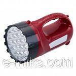 Фонарь светодиодный аккумуляторный 2820
