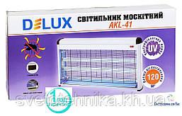 Ловушка (уничтожитель) насекомых Delux AKL-41  S=до 120 м.кв.