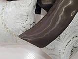Комплект подушек парча завитки с шоколадом, 4шт, фото 2