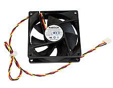 Вентилятор, кулер 80х80 для корпуса 3-pin, фото 2
