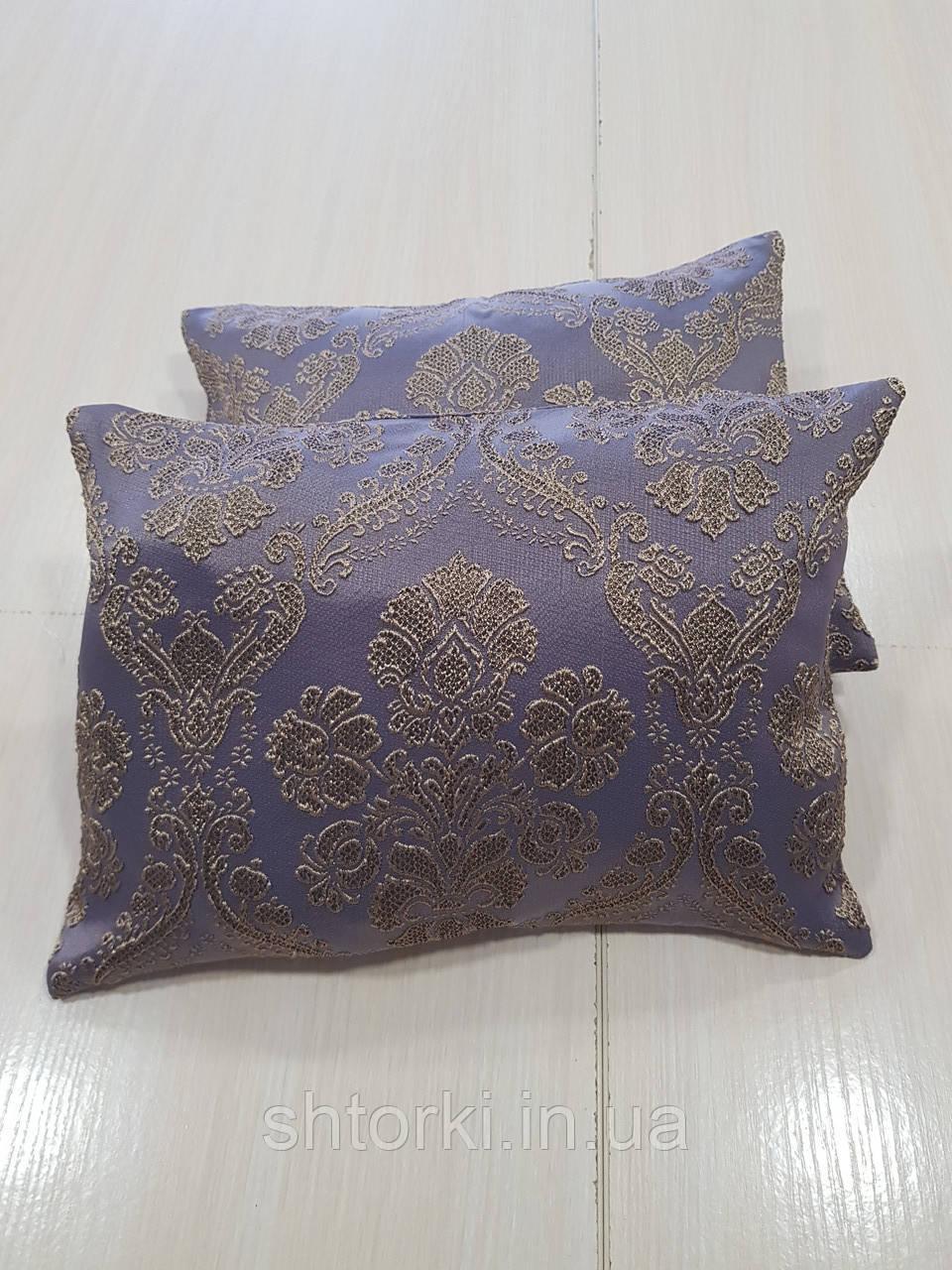 Комплект подушек коронки фиолетовые, 2шт
