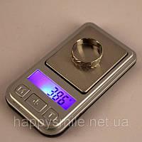 Цифровые ювелирные весы 6202РА с пределом взвешивания 200 граммов