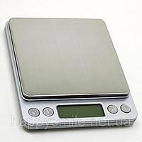 Профессиональные ювелирные электронные весы 6295A с пределом взвешивания до 500 граммов