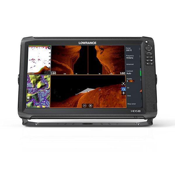 Эхолот Lowrance HDS-16 Carbon LiveActive Imaging