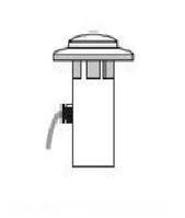 Датчик температури PT1000-BU, Hotraco