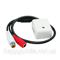 Микрофон для охранных камер видеонаблюдения MC-5020C