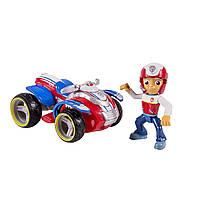 Игрушка Щенячий патруль Paw Patrol Райдер на квадроцикле-мотовездеходе Ryder's Rescue ATV Spin Master