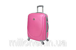 Чемодан Bonro Smile набор 4 шт. розовый, фото 2