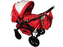 Универсальная коляска-трансформер Trans baby Prado lux 15/16
