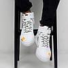 """Мужские кроссовки в стиле Nike Air Force 1 '07  Just Do It  """"White""""  ( в стиле Найк ) , фото 3"""