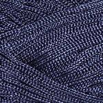 Пряжа YarnArt Macrame 162 темно-синий (Ярнарт Макраме) 100% полиэстер