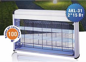 Уничтожитель комаров, мух, ос и других насекомых AKL-31 30Вт 100м2