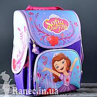 Школьный ранец ортопедический для девочки Принцесса  София рюкзак
