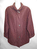 Куртка  женская демисезонная CANDA  р.54-56 096GK