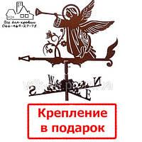 Флюгер на крышу Ангел (Янгол)