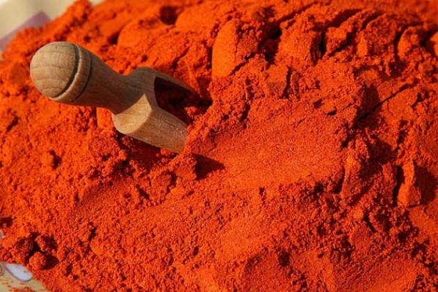 Паприка красная молотая сорт высший (120) Китай (1 кг)