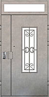 Двери в подъезд металлические, фото 1