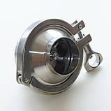 Клапан обратный нержавеющий AISI 304 DN65 DIN11851 сварка-сварка, фото 3