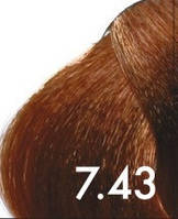 7/43 Крем-фарба для волосся RLINE,100 мл