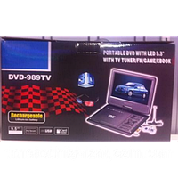 DVD проигрыватель 989