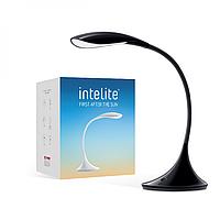 Настольный светильник Intelite Desklamp 6W black (арт. DL3-6W-BL)