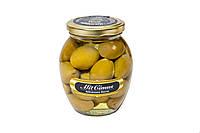 Оливки зеленые без косточки в рассоле  0,35л
