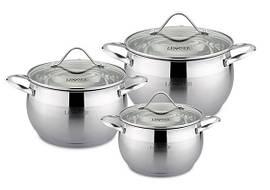 Набор посуды 6 пр Lessner 55868