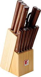 Набор ножей 13 пр Bergner BG-8910-MM