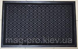 Грязезащитный коврик Зигзаг (Zig Zag) 50х80, фото 3