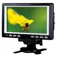Портативный телевизор DA-700 экран 7»