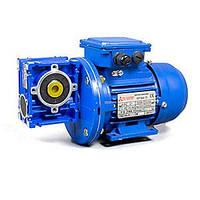 Черв'ячний мотор-редуктор NMRV 030