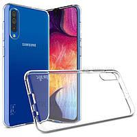 Samsung Galaxy A70 (2019) A705 защитный чехол бесцветный