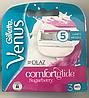 Лезвия Gillette Venus Comfortglide упаковка 3 шт