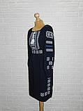 Платье-вышиванка Снежинки 56 р., фото 2
