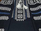 Платье-вышиванка Снежинки 56 р., фото 4