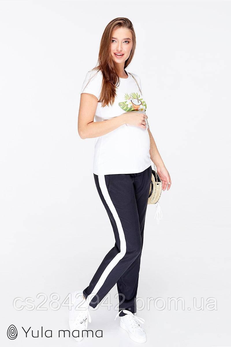 Брюки для вагітних (брюки для беременных) LILOU TR-29.061
