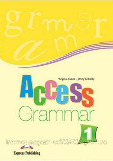 ACCESS 1 GRAMMAR ISBN: 9781846794261