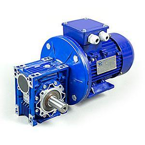 Черв'ячний мотор-редуктор NMRV 050