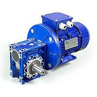 Черв'ячний мотор-редуктор NMRV 050, фото 1