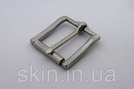 Ременная пряжка из нержавеющей стали с роликом, ширина 39 мм, артикул СК 5095, фото 2