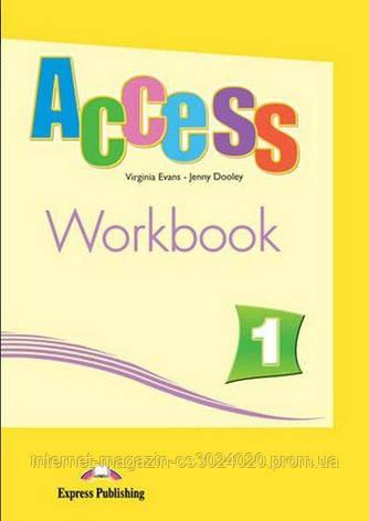 ACCESS 1 WORKBOOK INTERNATIONAL ISBN: 9781846794711, фото 2