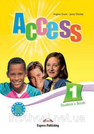 ACCESS 1 S'S INTERNATIONAL ISBN: 9781846794704