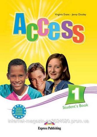 ACCESS 1 S'S INTERNATIONAL ISBN: 9781846794704, фото 2