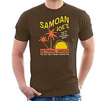 Футболка Samoan Joe's Bar из Карты, деньги, два ствола