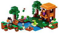 Дом ведьмы, конструктор, Кубический вселенная, Jvtoy, фото 1